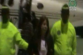 В Колумбии арестовали пособницу наркокартеля