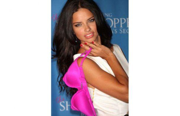 Адріана Ліма презентувала нову лінію Victoria's Secret