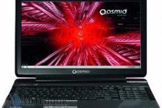 Toshiba выпустила первый 3D-ноутбук без очков