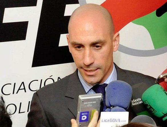 Луїс Рубьялес
