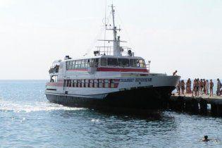 Ни у одного катера в Алуште нет разрешений на перевозку пассажиров