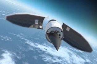 Випробування найшвидшого літака в світі завершилися невдало