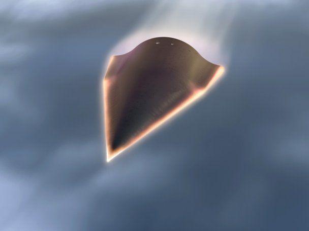 США випробують найшвидший літак у світі