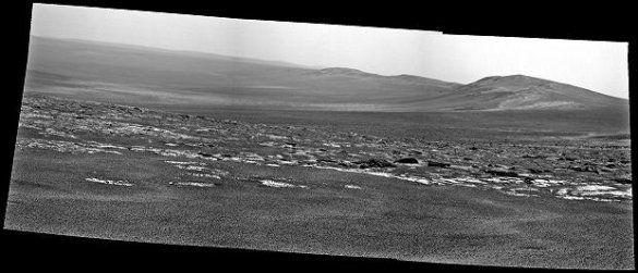 Марсохід Opportunity досяг кратера Індевор