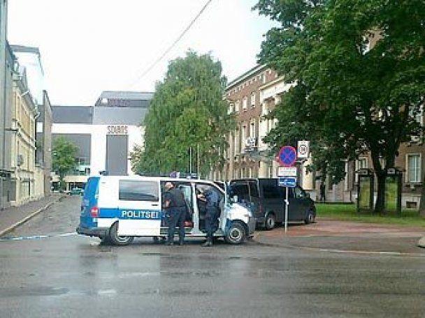 Стрілянину в естонському міністерстві влаштував юрист