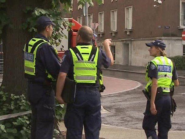 Стрельбу в эстонском министерстве устроил юрист