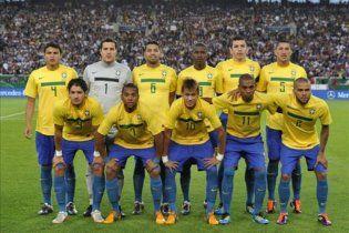 Бразилія продовжує скасовувати товариські матчі