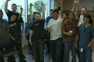 Звільнені канадські робочі виграли сім мільйонів в лотерею