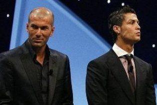 Роналду і Зідан оберуть найвродливішу українку 2011 року