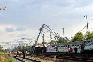 ЗМІ: у аварії потяга в Польщі винен машиніст