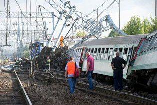 У Словенії зіштовхнулись 2 потяги, є постраждалі