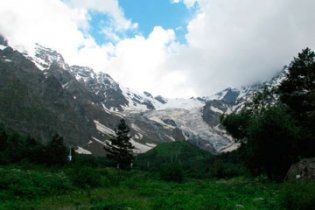В Северной Осетии нашли тело погибшего украинского альпиниста