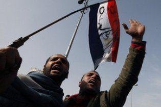 Єгиптяни здійснили напад на посольство Ізраїля у Каїрі