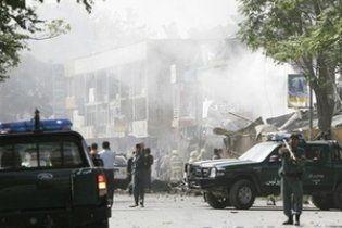 В Афганистане более 50 американских солдат пострадали в результате взрыва