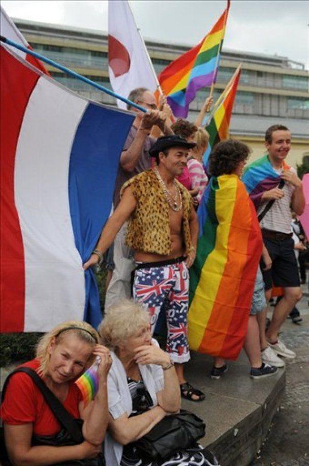 У Чехії пройшов перший в історії країни гей-парад