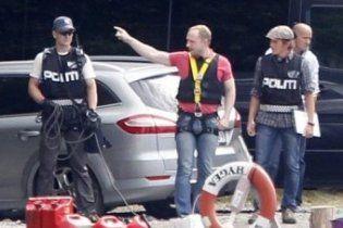 Брейвик показал следователям, как убивал людей на острове Утойя