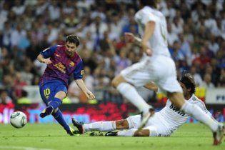 """""""Реал"""" и """"Барселона"""" не выявили победителя в Суперкубке Испании (видео)"""