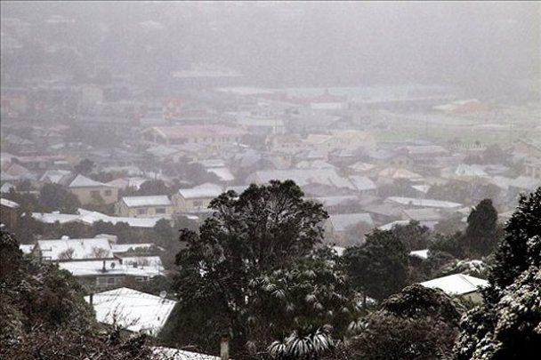 Нова Зеландія потерпає через потужні снігопади