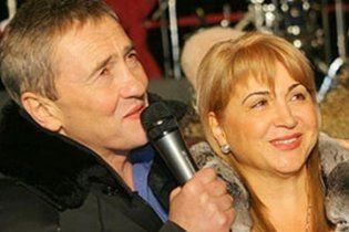 Черновецький ощасливив Айвазову таємною заявою про розлучення