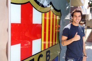 """""""Барселона"""" оценила Фабрегаса в 200 миллионов евро"""