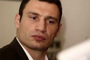 Виталий Кличко почтил память Виктора Цоя