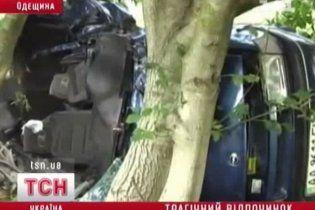 На Одесчине в ДТП погибли 5 туристов, возвращаясь с отдыха