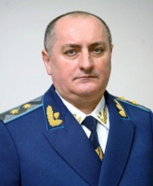 Прокурор Криму Степан Молицький
