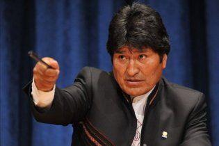 Президент Болівії: США скоро стануть колонією Китаю