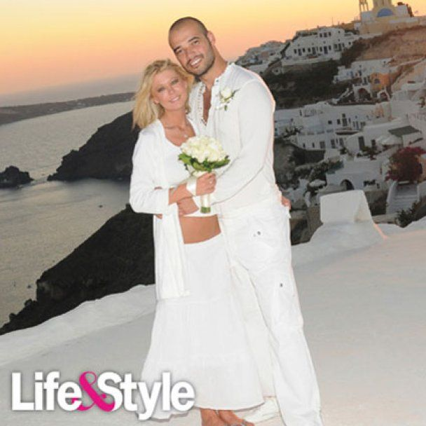 Тара Рейд вийшла заміж через кілька годин після заручин