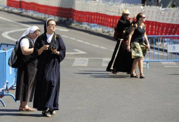 Мадрид зустрів Всесвітній день католицької молоді масовими протестами