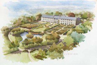 Первый в мире экологический монастырь строят в Британии