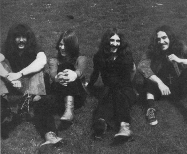 Black Sabbath оголосили про возз'єднання