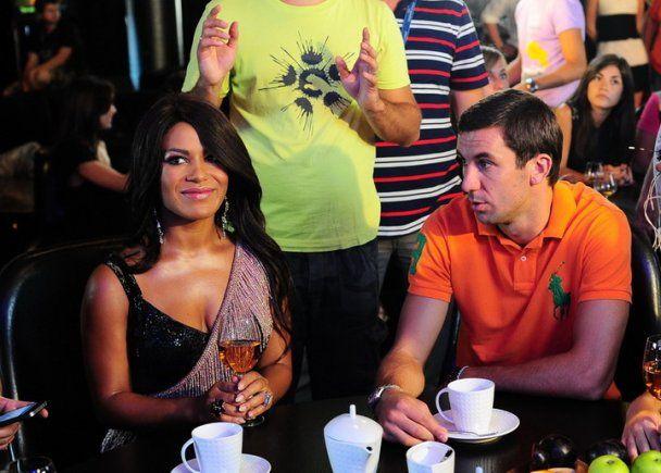 """Гайтана: серед гравців """"Шахтаря"""" найвеселіше танцює Срна"""