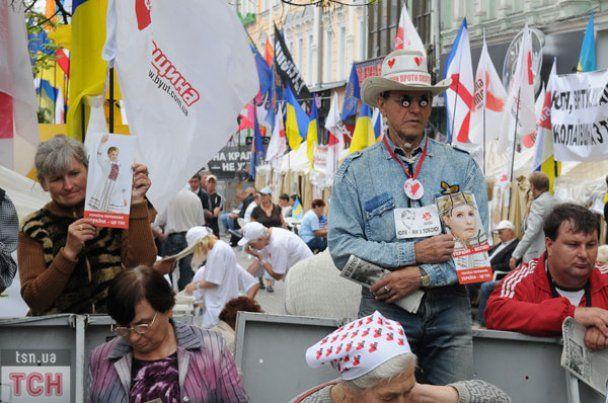 Юлія Тимошенко: 100 днів за ґратами