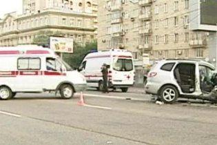 В ДТП в Москве погибли 5 человек, среди который российский актер