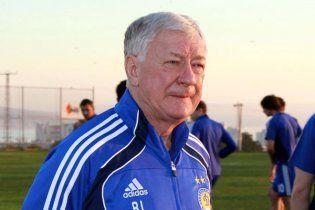 """Тренер """"Динамо"""": в Болгарії нас влаштує нічия"""