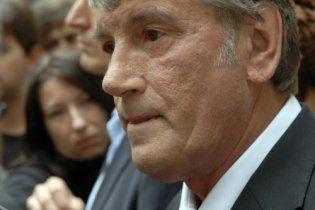 Тимошенко: Ющенко брехав під присягою
