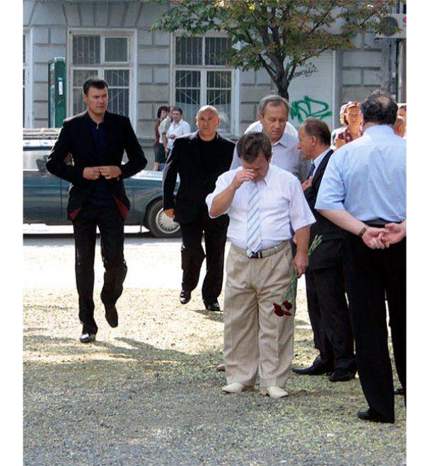 В Крыму простились с Василием Джарты