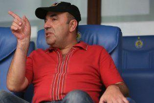Рабинович не верит, что в украинском футболе есть справедливость
