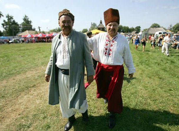 На Полтавщине открылась юбилейная Сорочинская ярмарка