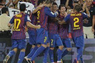 """""""Барселона"""" победила """"Реал"""" в битве за Суперкубок Испании"""