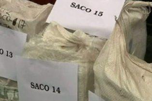 В аеропорту Ліми з початку року затримано 151 наркодилера