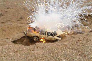 Американці підірвали авто афганського наркокур'єра, вилучивши 5 тонн опіуму