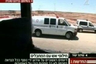 В Израиле неизвестные обстреляли два пассажирских автобуса: есть жертвы