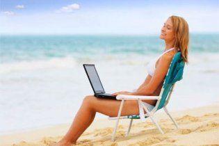 Отдых на пляже снижает уровень IQ