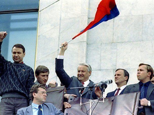 20 років путчу ГКЧП: як розвалили СРСР