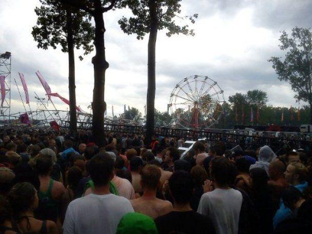 Ураган накрив фестиваль в Бельгії: є жертви, десятки постраждалих