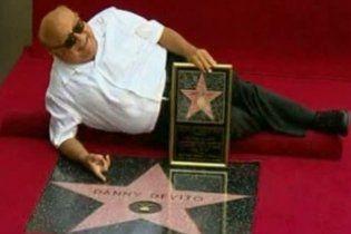 Денні ДеВіто отримав зірку на Алеї слави