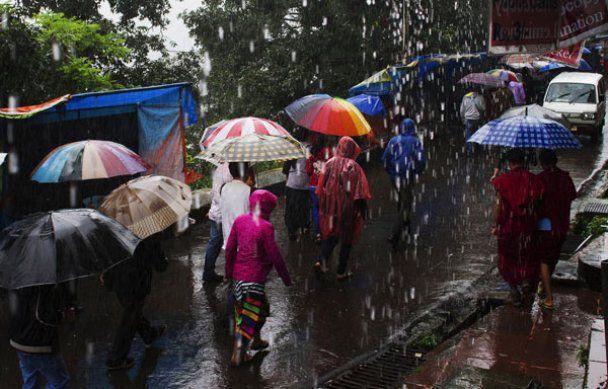 Індію заливають потужні мусонні дощі