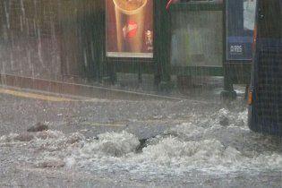 Грузія потерпає від сильної повені
